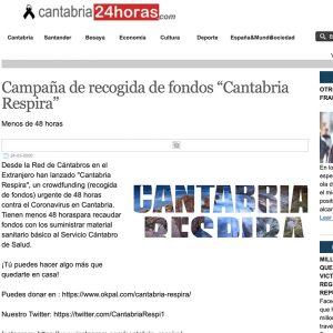 Cantabria 24 horas