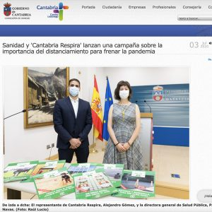 Salud Cantabria